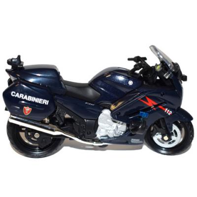 Carabinieri Yamaha FJR-1300 fém motor modell 1/18 - Mondo