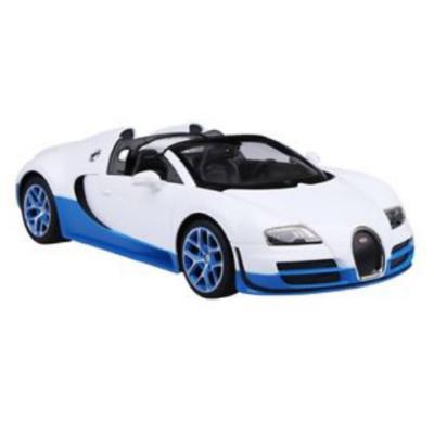 RC Bugatti Veyron Grand Sport Vitesse távirányítós autó 1/24 fehér - Mondo