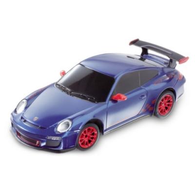 RC Porsche 997 GT3 RS távirányítós autó 1/24 kék - Mondo