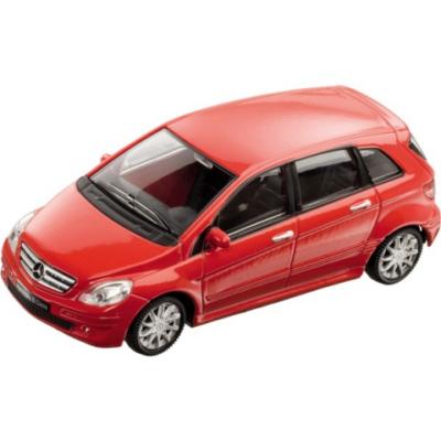 Mercedes-Benz B-osztály fém autómodell 1/43 - Mondo