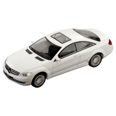 Mercedes-Benz CL Coupé fém autómodell 1/43 - Mondo