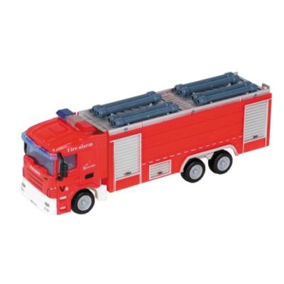 City Truck: Tűzoltóautó modell 1/64 - Mondo Motors