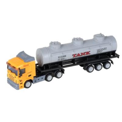 City Truck: Scania üzemanyagszállító kamion modell 1/64 - Mondo Motors