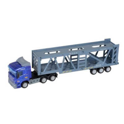 City Truck: Scania autószállító kamion modell 1/64 - Mondo Motors