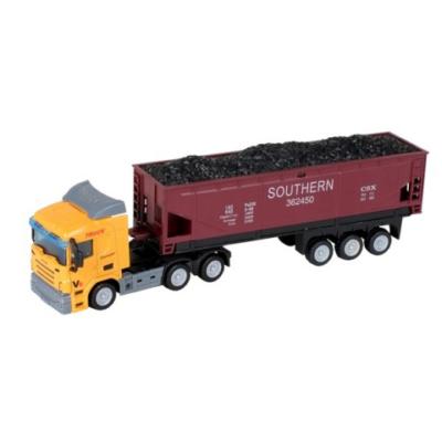 City Truck: Scania szénszállító kamion modell 1/64 - Mondo Motors