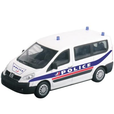 Peugeot Expert rendőrségi kisautó 1/43 - Mondo Motors
