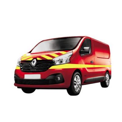 Renault Trafic tűzoltó kisautó 1/43 - Mondo Motors