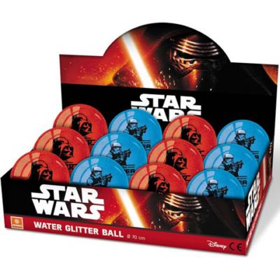 Star Wars csillámlabda 7 cm