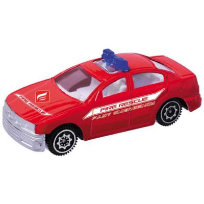 Security: Tűzoltósági rohamautó 1/64 - Mondo Motors