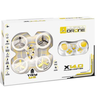 RC Ultradrone X14.0 Flash Copter távirányítású Quadrocopter - Syma