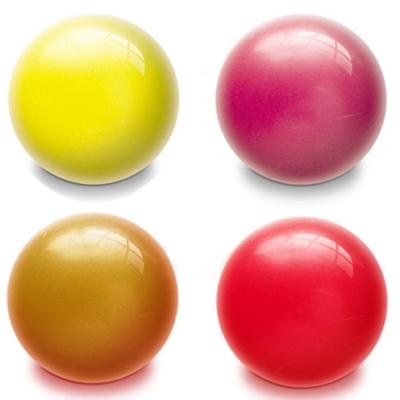 Egyszínű Fluo gumilabda 14cm több színben