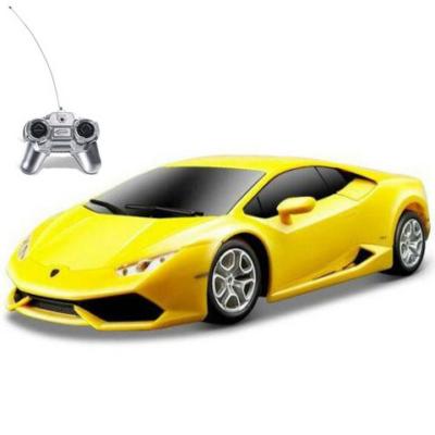 RC Lamborghini Huracán citromsárga 1:24 távírányítós autó 40MHz - Mondo Motors