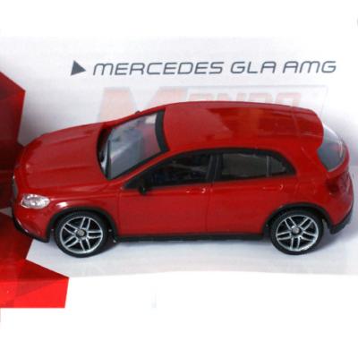 Super Fast Road: Mercedes GLA AMG fém autómodell 1/43 - Mondo Motors