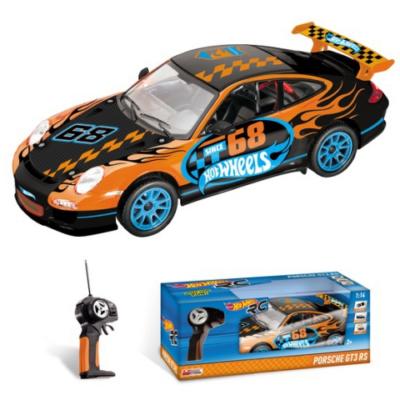 RC Hot Wheels Porsche 911 távirányítós autó 1/14 - Mondo Motors