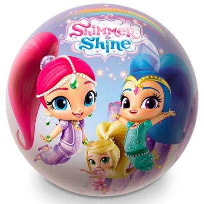 Shimmer és Shine gumilabda 23cm - Mondo Toys