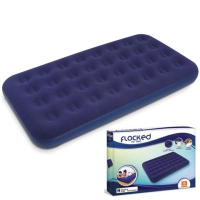 Queen flockolt felfújható ágy - Mondo Toys