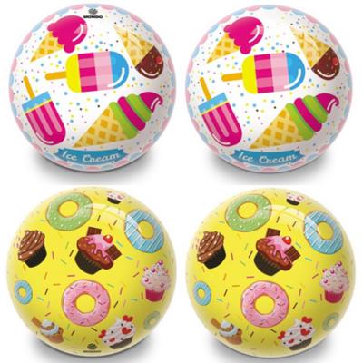 Gumilabda fagyis vagy fánkos mintával 14cm - Mondo Toys