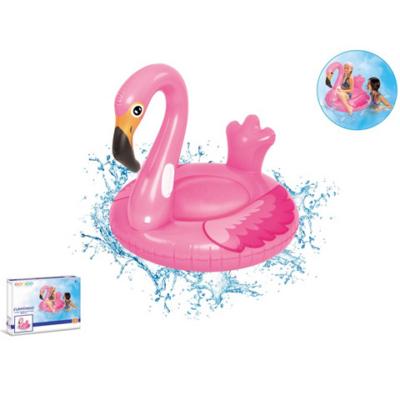 Felfújható Flamingó Jumbo lovagló kapaszkodóval 115cm