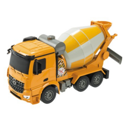 RC Mercedes-Benz távirányítós betonkeverő teherautó 1/26 - Mondo Motors