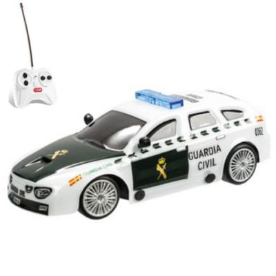 RC Csendőrségi távirányítós autó 1/28 - Mondo Motors