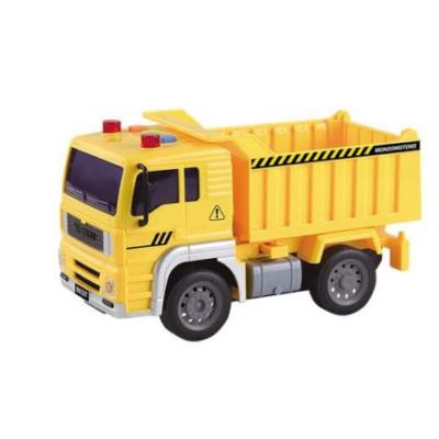 Elektronikus billencs teherautó fénnyel és hanggal 20cm - Mondo Motors