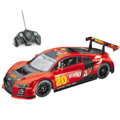 RC Hot Wheels Audi R8 1:14 távírányítós autó - Mondo Motors