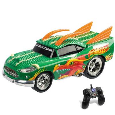 RC Hot Wheels Dragon Fire távirányítós autó 1/16 - Mondo Motors