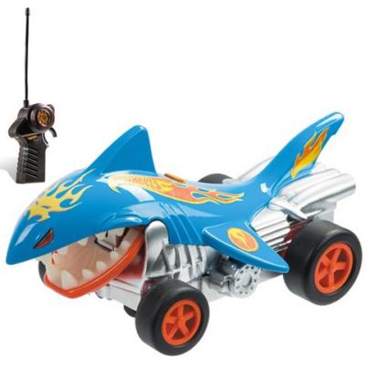 RC Hot Wheels Shark Attack távirányítós autó 1/24 - Mondo Motors