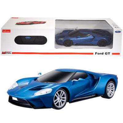 RC Ford GT kék távirányítós autó 1/24 - Mondo Motors