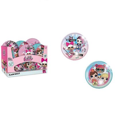 LOL villogó labda kétféle változatban 10cm - Mondo Toys