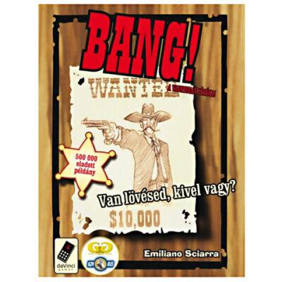 Bang! a vadnyugat társasjátéka