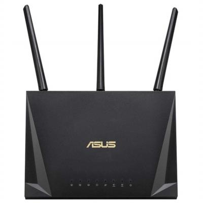ASUS Wireless Router Dual Band AC2400 1xWAN(1000Mbps) + 4xLAN(1000Mbps) + 1xUSB, RT-AC85P (263657)