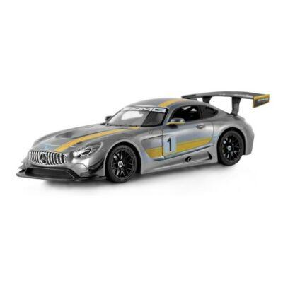 Mercedes-AMG GT3 1:14 34,1cm távirányítós modell autó Rastar 74100 RTR modellautó - szürke