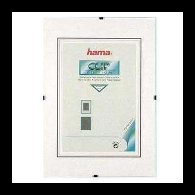 Hama Clip - fix keret 30x45 cm SZEMÉLYESEN VEHETŐ ÁT BUDAPESTEN (63032)