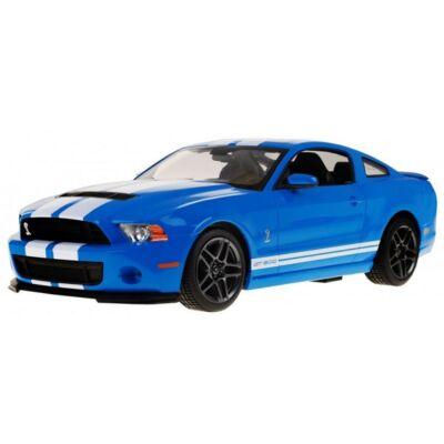 Ford Shelby GT 500 1:14 33cm távirányítós modell autó Rastar 49400 RTR modellautó - kék