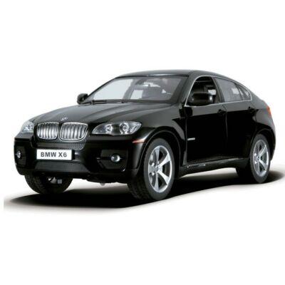 BMW X6 1:14 35cm távirányítós modell autó Rastar 31400 RTR modellautó - fekete