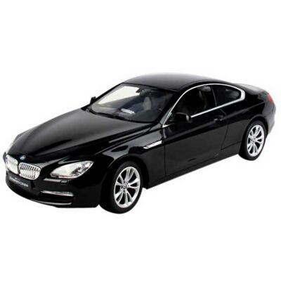 BMW 6 1:14 35,1cm távirányítós modell autó Rastar 42600 RTR modellautó - fekete