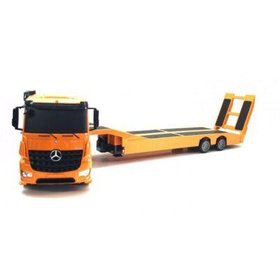 Mercedes-Benz Arocs óriás vontató teherautó 64 cm 1:20 távirányítós RC játék munkagép Double Eagle E562-003 RTR EE Double E