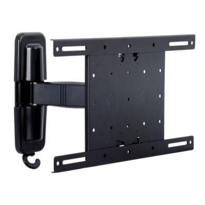 """Multibrackets fali rögzítő Tilt & Turn II, karos, dönthető, forgatható 32-50"""", fekete"""
