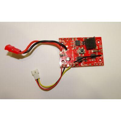 Syma X15W drón alaplap receiver