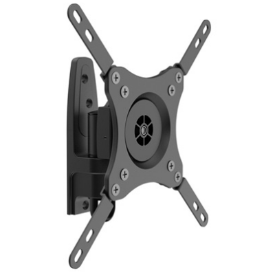 """Multibrackets fali rögzítő konzol 360 I, karos, dönthető, forgatható 15-32"""", fekete"""