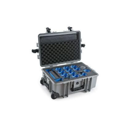 B&W koffer 6700 szürke DJI TB50/55 akkumulátorokhoz (31927)