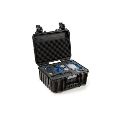 B&W koffer 3000 fekete DJI Mavic Air 2 modellhez (32481)