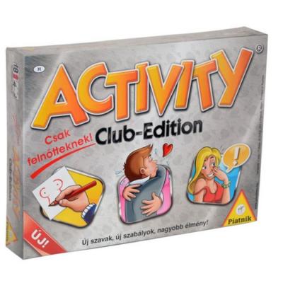 Activity Club Edition Felnőtteknek - Piatnik