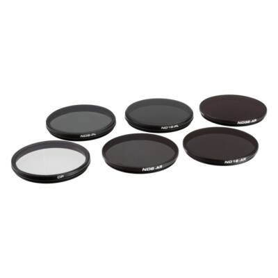 PolarPro Zenmuse X5/X5S/X5R szűrő csomag (ND8/ND16/ND32/ND8-PL)