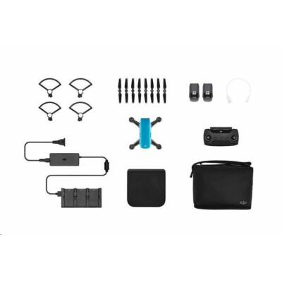 DJI Spark Fly More Combo S. Blue