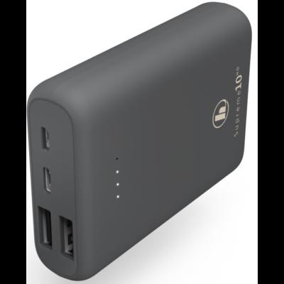 "Hama univerzális USB külső akku ""Supreme 10HD"", 10000mAh (188307)"