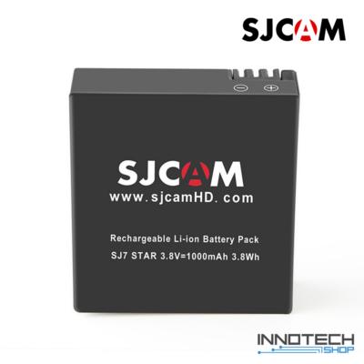 SJCAM SJ7 Star akció kamera gyári akku akkumulátor 1000 mAh Li-ion 3,8V SJ-ASJ7