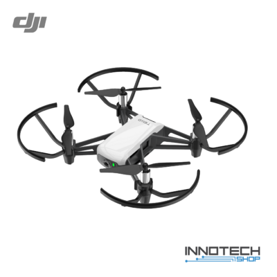 DJI Tello kamerás quadcopter mini drón (FPV, HD, 1 év garancia, magyar útmutató) - fehér