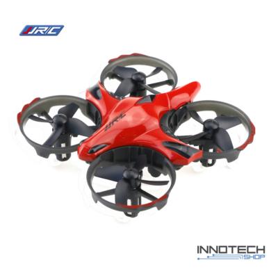 JJRC H56 interaktív drón quadcopter (magyar útmutatóval drone, rc mini quadrokopter gesztus érzékelő vezérléssel) - piros